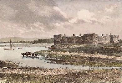 Fort Chambly image. Click for full size.