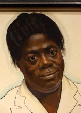Mary McLeod Bethune 1875-1955 image. Click for full size.