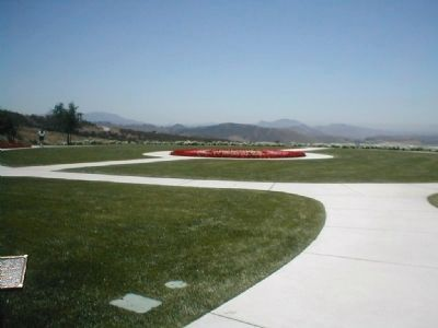 Ronald Wilson Reagan Library and Museum image. Click for full size.
