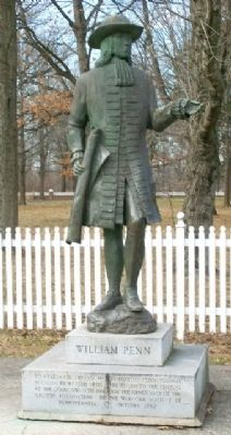 William Penn Monument image. Click for full size.