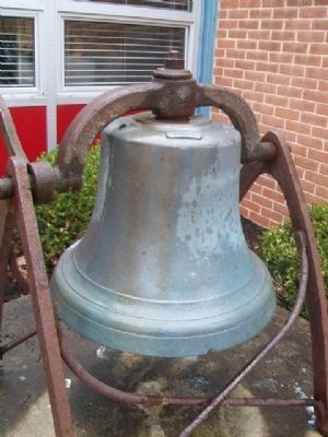 Original Bell of the Franklin Academy image. Click for full size.