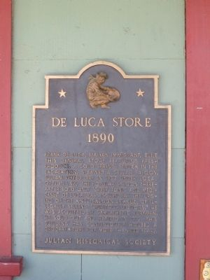 De Luca Store Marker image. Click for full size.