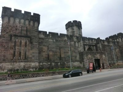 Eastern State Penitentiary image. Click for full size.