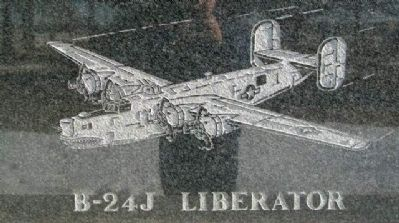 The Flying Tigers B-24 Marker image. Click for full size.