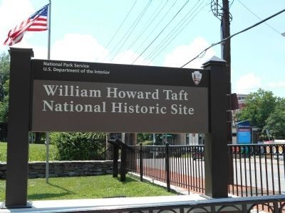 William Howard Taft National Historic Site image. Click for full size.