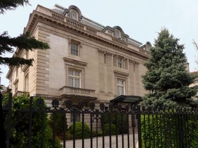 The Embassy of the Republic of Poland image. Click for full size.