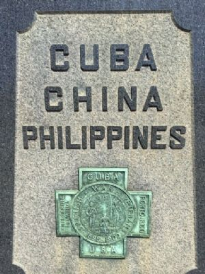 Cuba China Philippines Marker image. Click for full size.