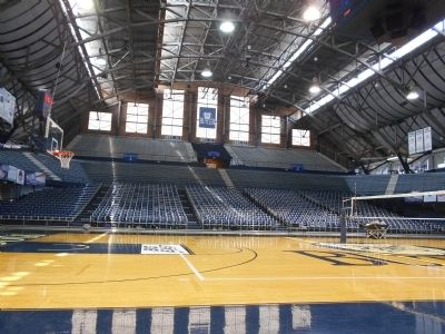 Hinkle Fieldhouse image. Click for full size.