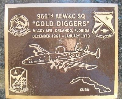 966th AEW&C Sq Marker image. Click for full size.