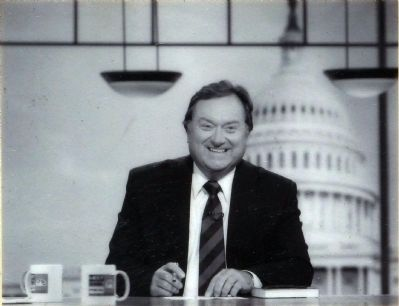 Tim Russert - Meet the Press image. Click for full size.