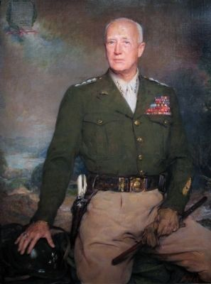 George S. Patton, Jr. Photo, Click for full size