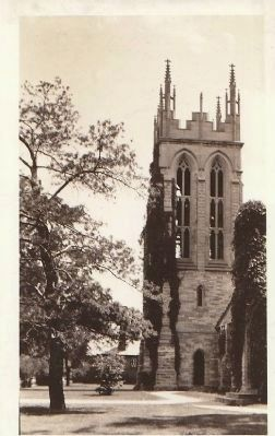 The Cathedral of Our Merciful Saviour - Postcard View image. Click for full size.