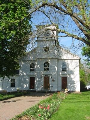 The Reformed Dutch Church of Hyde Park image. Click for full size.