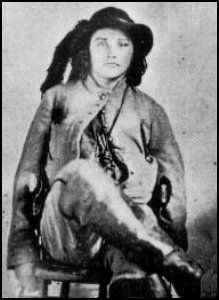 Marcellus Jerome Clarke as a Confederate Soldier. image. Click for full size.