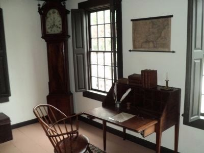 Gen. Nathanael Greene's Library image. Click for full size.
