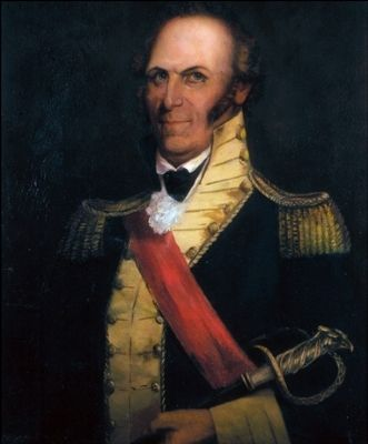 General Charles Scott image. Click for full size.