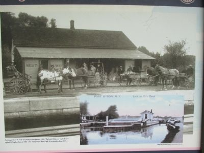 Lock 52 Grocery Picture on Marker image. Click for full size.