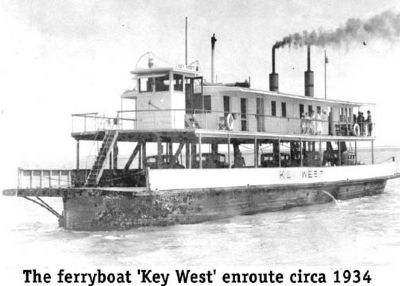 Keys ferryboat image. Click for full size.