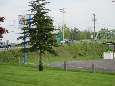 Towards Brewerton Road image. Click for full size.