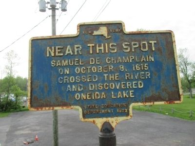Near This Spot Marker image. Click for full size.