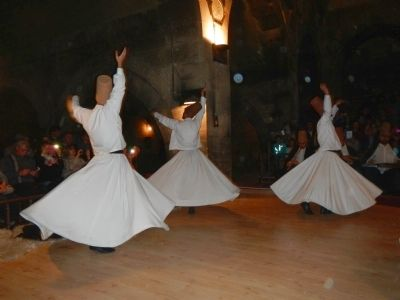 Whirling Dervishes image. Click for full size.