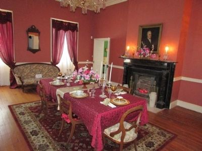 Proprietary House Dining Room image. Click for full size.