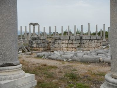 Macellum / Agora image. Click for full size.