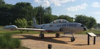 Lockheed T-33A-5 Shooting Star Aircraft image. Click for full size.