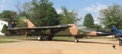 General Dynamics F-111F Aircraft image. Click for full size.