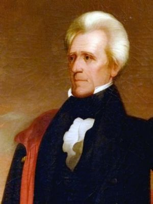 Andrew Jackson image. Click for full size.