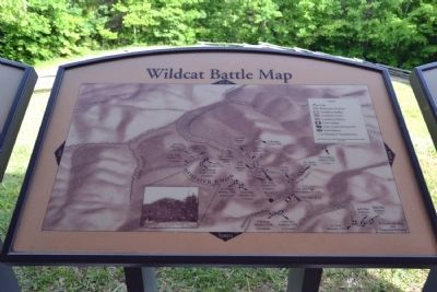 Marker #6 - Wildcat Battle Map image. Click for full size.