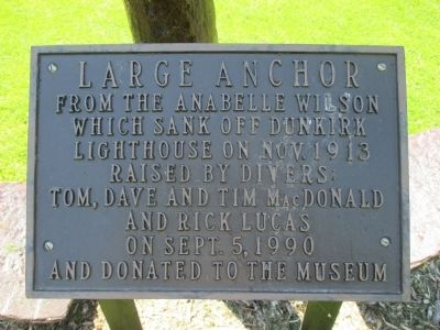 Large Anchor Marker image. Click for full size.