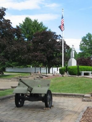 Camp Shanks Memorial Park image. Click for full size.