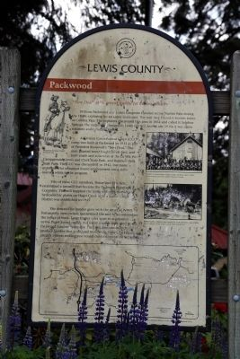 Packwood Marker image. Click for full size.