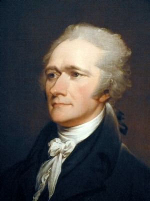 Alexander Hamilton image. Click for full size.