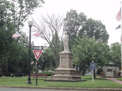 Marker in Perth Amboy image. Click for full size.