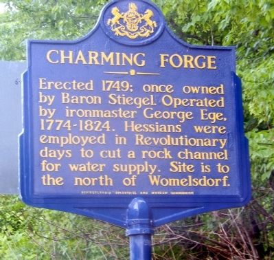Charming Forge Marker image. Click for full size.