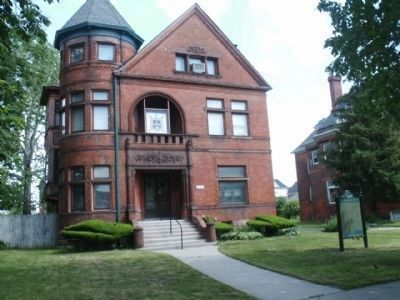 Omega Psi Phi House image. Click for full size.