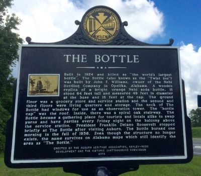 """The Bottle"" Marker image. Click for full size."