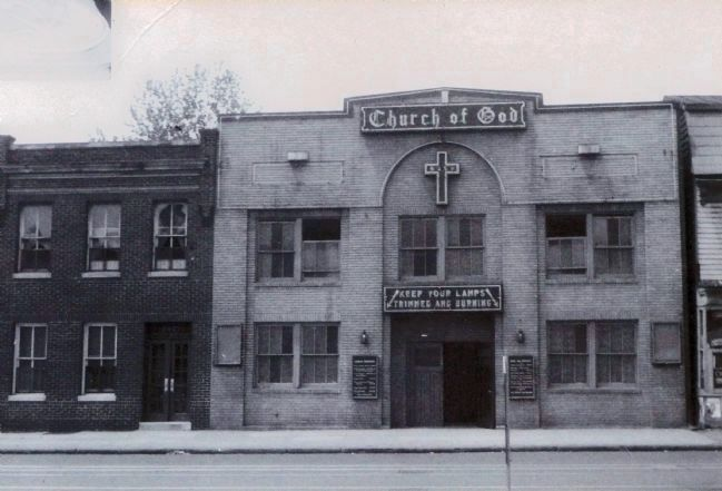 Church of God image. Click for full size.