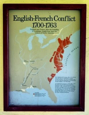 English - French Conflict image. Click for full size.