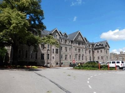 Bryn Mawr College Campus image. Click for full size.