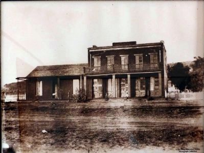 The Whaley House image. Click for full size.
