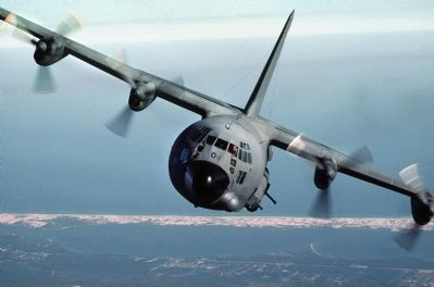 AC-130A Spectre Gunship image. Click for full size.