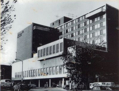 Harambee House Hotel shortly after it opened in 1978 image. Click for full size.