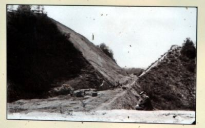 Railroad Cut Through the Loess Bluffs image. Click for full size.