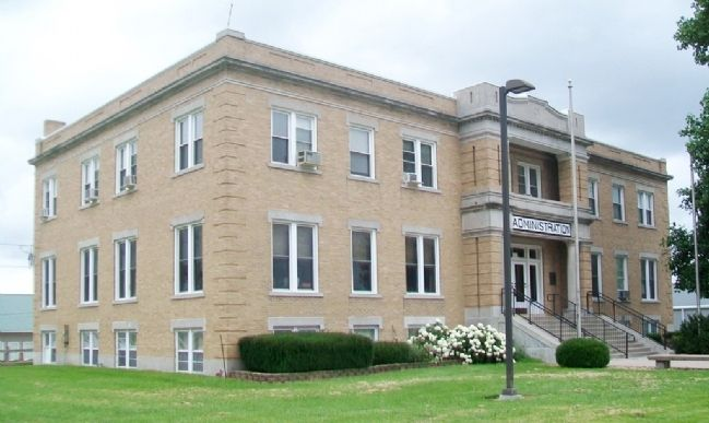 Historic Administration Building image. Click for full size.