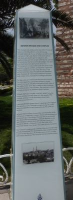 Şehzade Mosque and Complex Marker image. Click for full size.