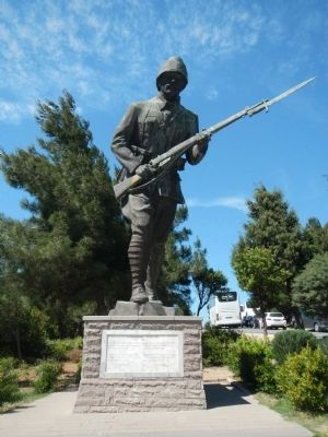 57th Infantry Regiment Memorial image. Click for full size.