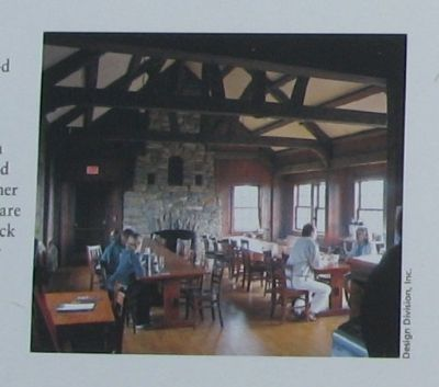 Dining Room in Bascom Lodge image. Click for full size.